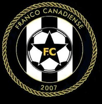 Partidito.com Francocanadiense Football team Logo