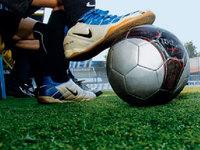 Partidito.com Muchachos Football team Logo